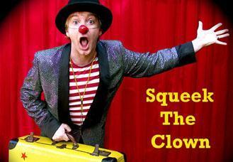 Squeek the Clown