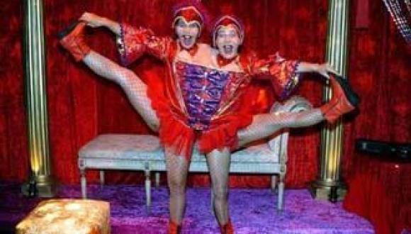 Twins Burlesque