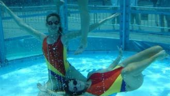 Synchonized Swimmers