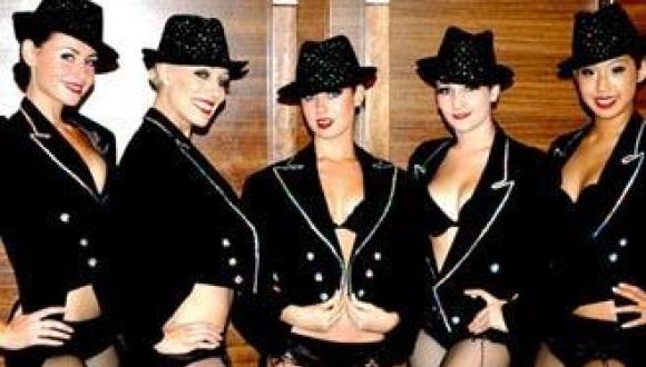Chorus Line Showgirls