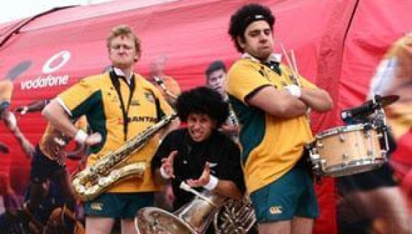 Crazy Rugby