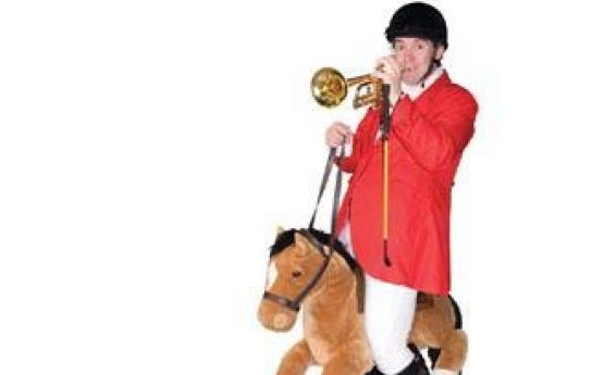 Racing Stewart fanfare trumpet