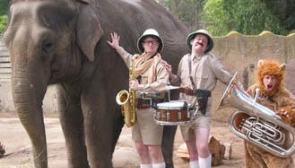 Musical Safari Brothers