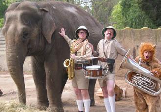 Musical Safari Brothers