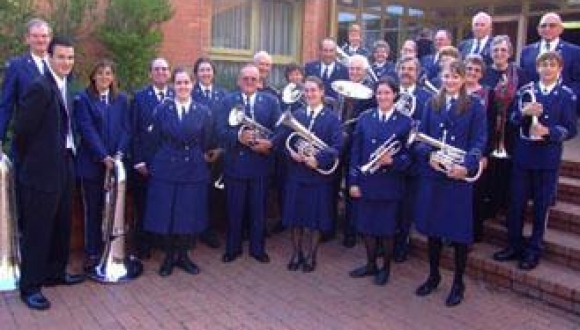Oakleigh City Brass Marching Band