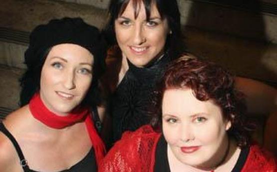 Kelly Modulon  Trio