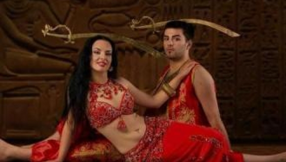 Princess Jasmin & Chris – Bellydance Duo