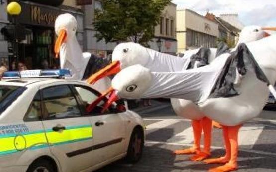 Giant Seagulls