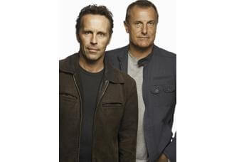 James Reyne and Mark Seymour