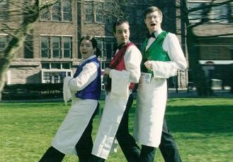 The Comedy Waiters