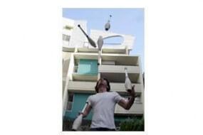 Hilarious Jugglers