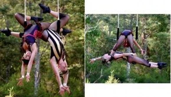 Burlesque Trapeze