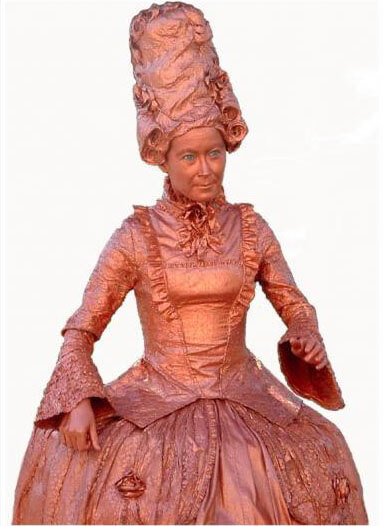 The Lady Statue