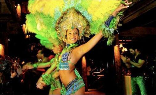 Rio/Brazilian Dancers
