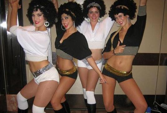 Customised Dance Shows & Back up Dancers