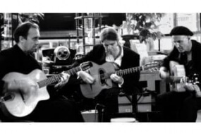 Gypsy Guitar Trio
