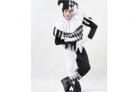 Harlequin Jester