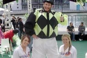 Tall Jockey