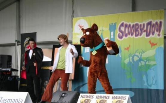 Scooby-Doo Live