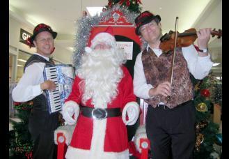 The Christmas Gypsies