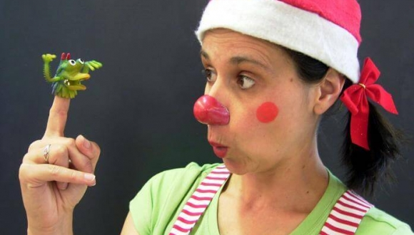 Holly The Christmas Clown