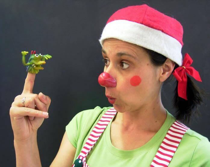 Holly The Christmas Clown