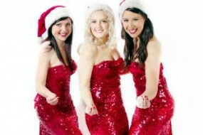 Christmas with Heels