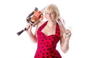 Chainsaw Juggler