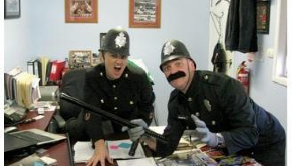 English Bobbies