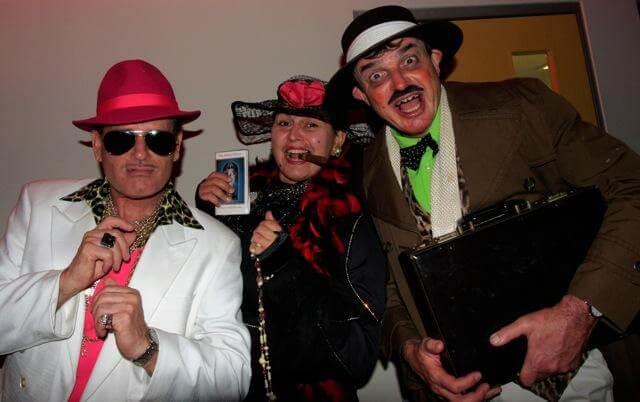 Gangsters – Italian Cantiloni Family