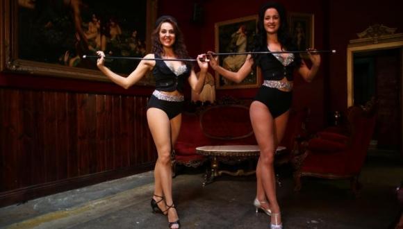 Roaring Twenties Dance Show