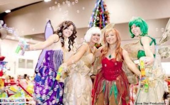 Fairies on Stilts