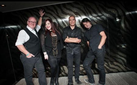 The Andrew Wishart and Sally Chatfield Band