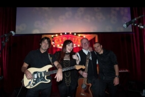The Andrew Wishart and Sally Chatfield Band