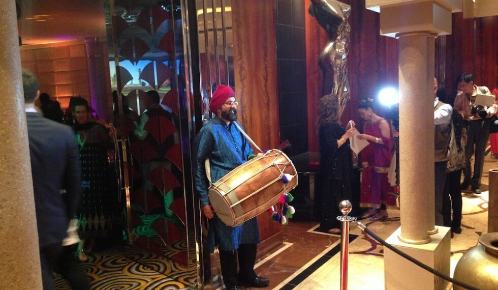 Bollywood staff party- park hyatt-5