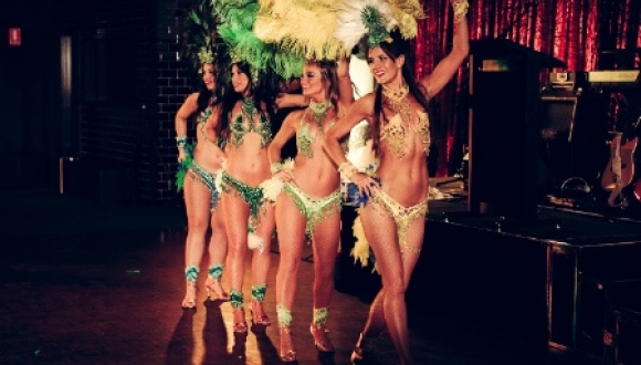 Brazilian Dancers VIC