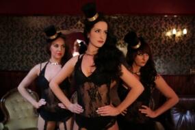 Burlesque Dancers VIC