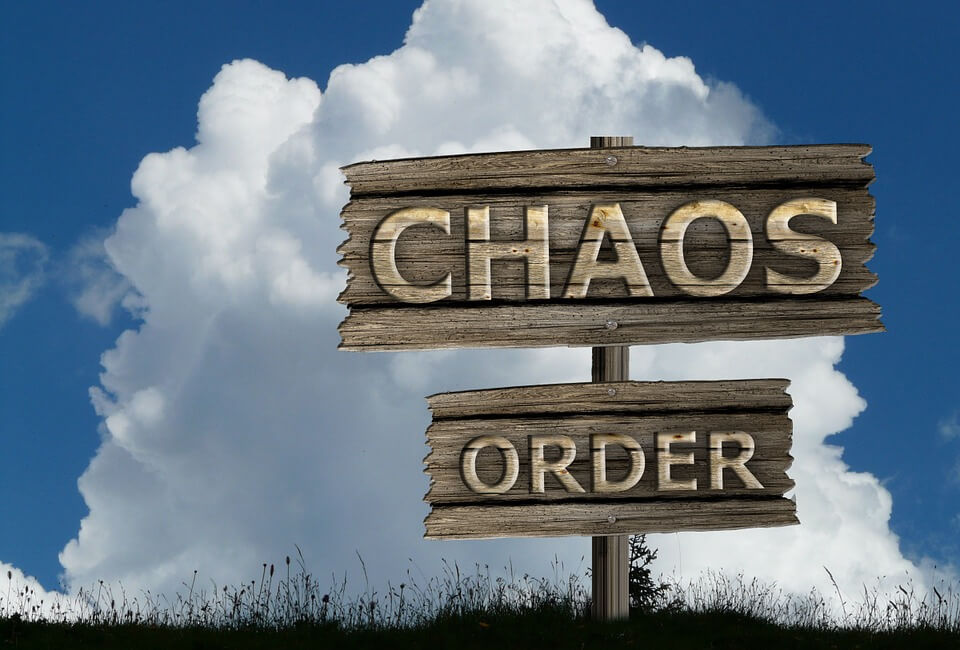 Chaos order stage management