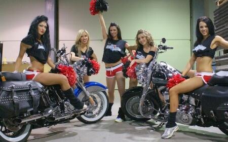 Cheerleaders VIC