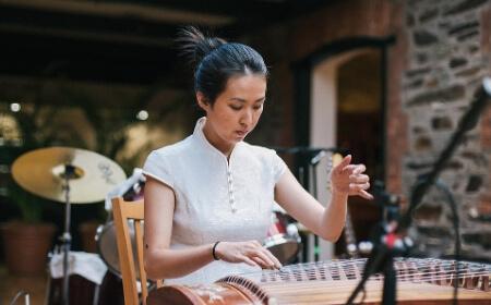 Chinese Music Fusion