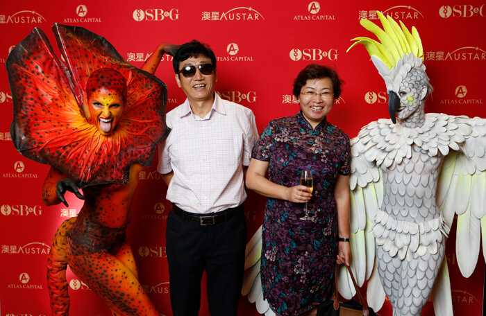 Chinese new year events melbourne-Chinese event melbourne-media wall -3