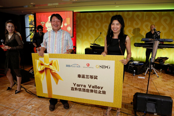 Chinese new year events melbourne-Chinese event soul mystique-prize winners
