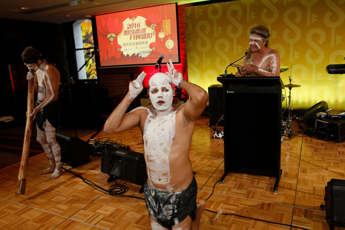 Chinese new year events melbourne-Chinese new year event-aborignal-1