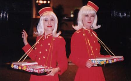 Cigarette Girls
