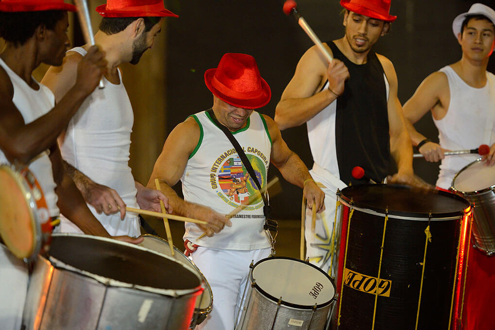 Corporate awards night-st george 2015-4-drummers