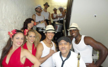 Cuban Theme