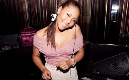 DJ Sarah Ross