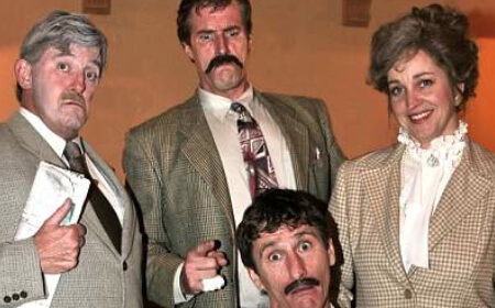 Fawlty Towers Comdey Functions