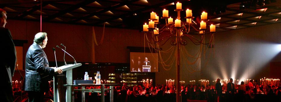 Gala dinner- Corporate gala