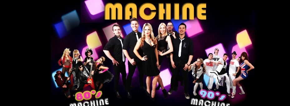 The Hit Machine